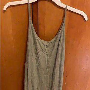 Cami maxi dress